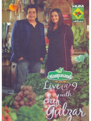 Live @ 9 With Chef Gulzar