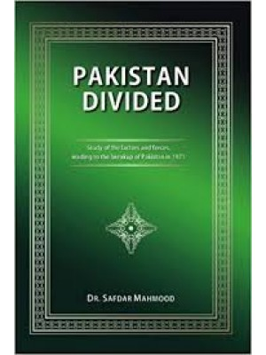 Pakistan Divided